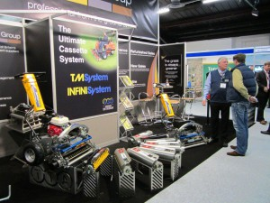 BTME 2013 Stand