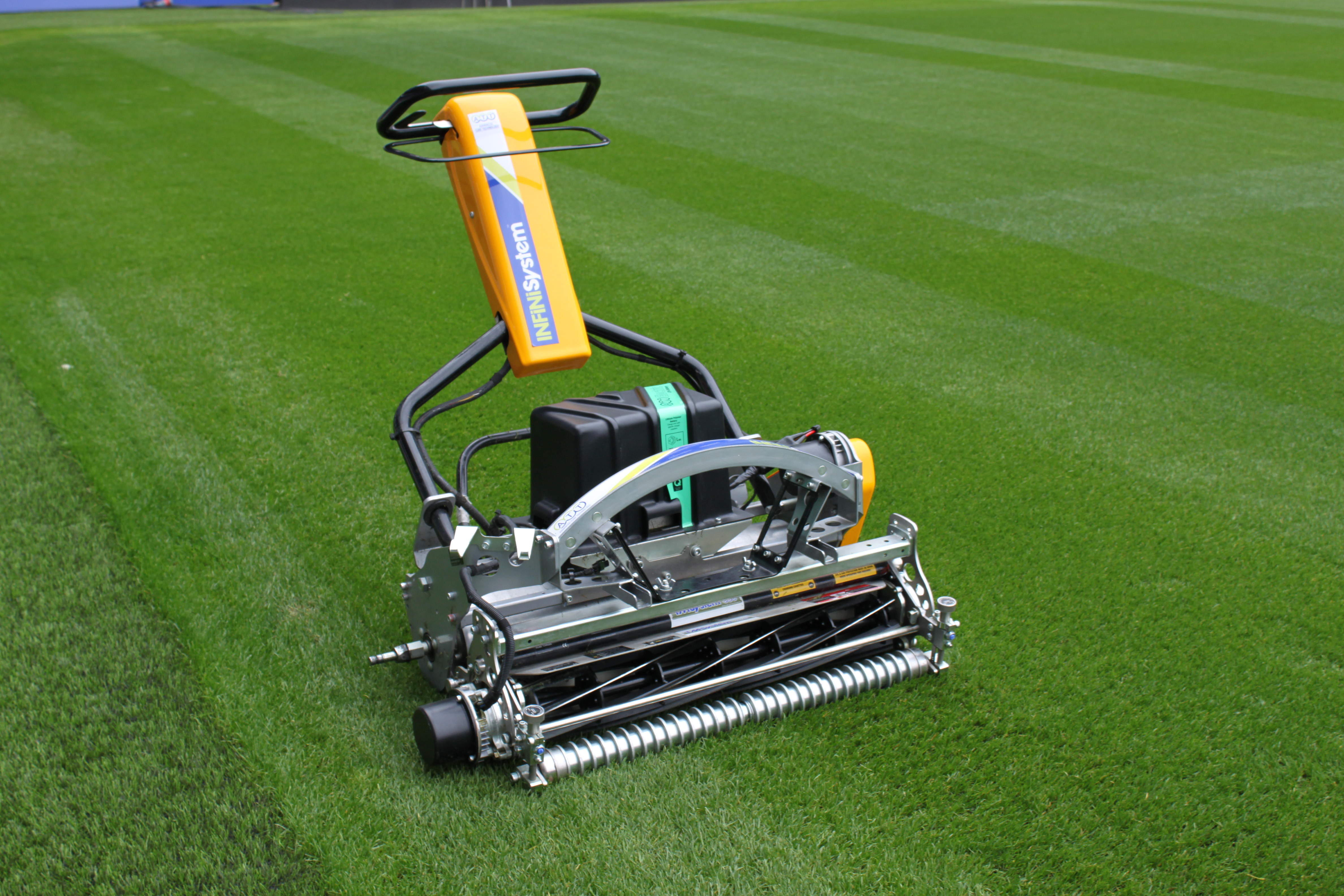 Grass Group Blog 187 Turf Care Machines