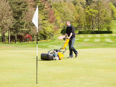ATT TM SystemTM aids London Golf Club to top condition, all year round