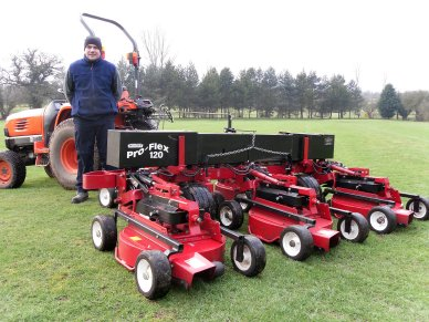 Pro-Flex mower adds new dimension to the rough