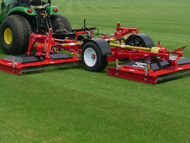 Progressive Mower is Top of The Class!