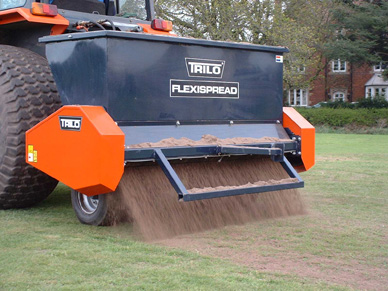Trilo Flexispread material spreader