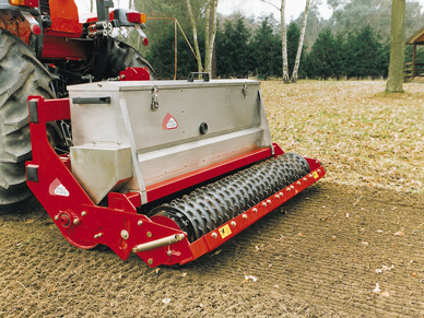 RotaDairon SM 3 point Hitch Seeder