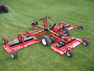 TD92 Rotary Finishing Mower