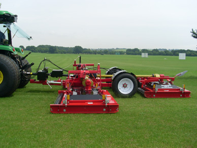 Progressive TDR-15 Mower