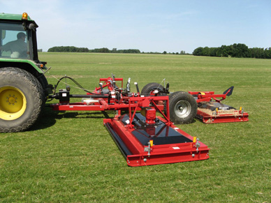 Progressive TDR-22 Mower