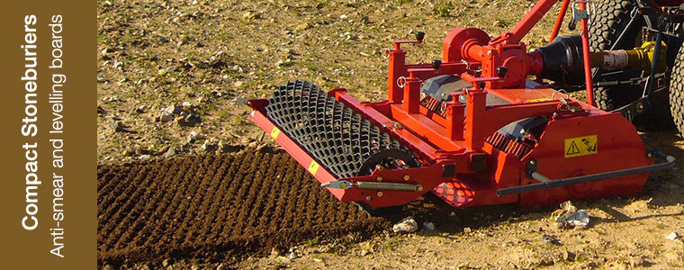 Grassgroup Scarifiers and Scarifier Collectors
