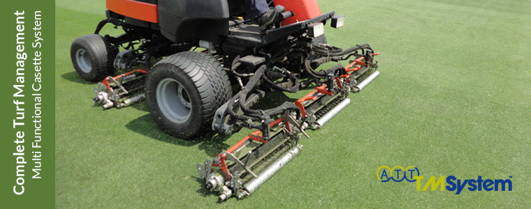 View Turf Industry Equipment